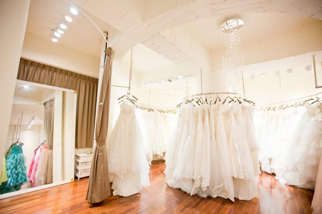 婚紗攝影工作室與婚紗照