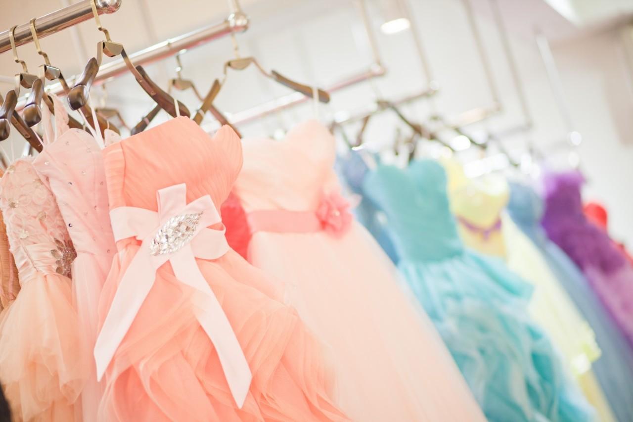 挑選婚紗禮服
