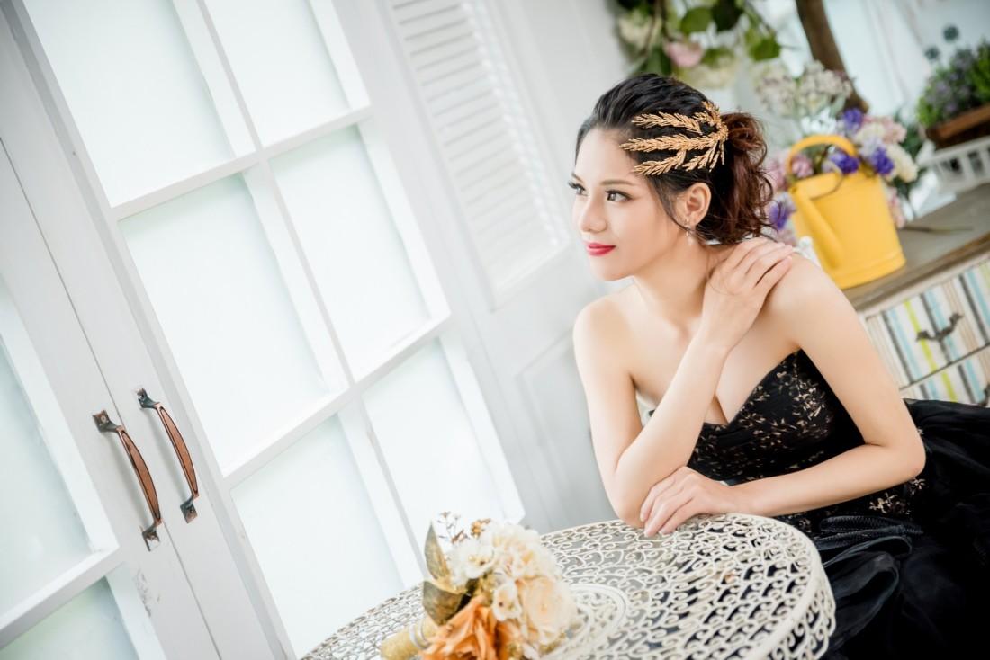 愛麗娜手工婚紗ALINA BRIDAL DRESS